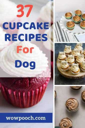 Cupcake Recipes For Dogs