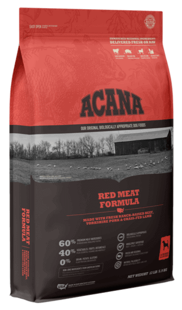 ACANA Dog Red Meat